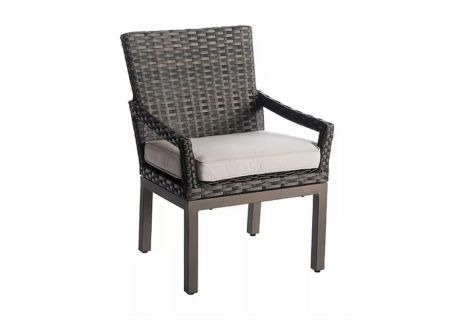 Veranda Classics Metropolitan Woven Dining Chair - DNST901Q-5492-2PK