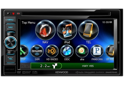 Kenwood - DNX570HD - Car Stereos - Double Din