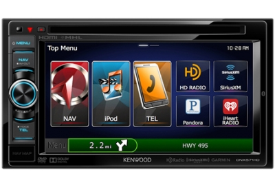 Kenwood - DNX571HD - Car Stereos - Double Din