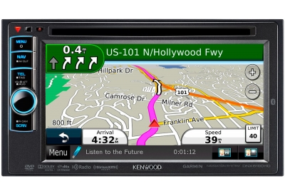 Kenwood - DNX6190HD - GPS Navigation