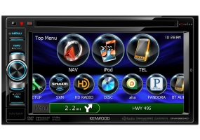 Kenwood - DNX690HD - GPS Navigation
