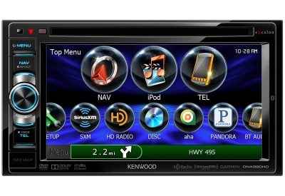 Kenwood - DNX690HD - Car Stereos - Double DIN