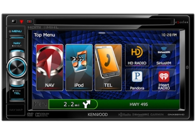 Kenwood - DNX691HD - Car Stereos - Double Din