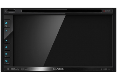 Kenwood - DNX-694S - In-Dash GPS Navigation Receivers