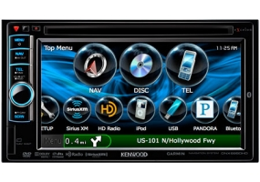 Kenwood - DNX6990HD - Car Navigation and GPS