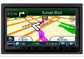 Kenwood - DNX7160 - Car Navigation and GPS