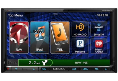 Kenwood - DNX891HD - Car Stereos - Double Din
