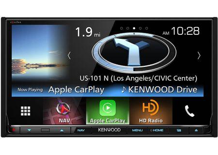Kenwood - DNX-893S - In-Dash GPS Navigation Receivers