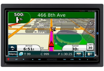 Kenwood - DNX9960 - Portable GPS Navigation