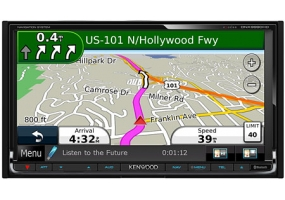 Kenwood - DNX9990HD - Car Navigation and GPS