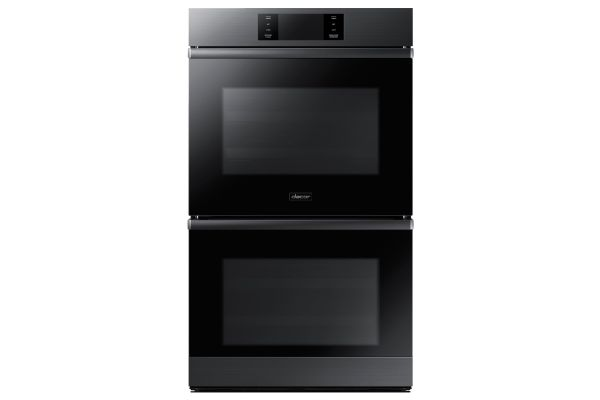 """Large image of Dacor Contemporary 30"""" Graphite Stainless Steel Steam-Assisted Double Wall Oven - DOB30M977DM/DA"""