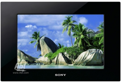 Sony - DPF-D1010 - Digital Photo Frames
