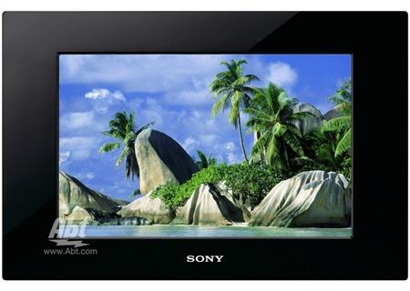 Sony - DPF-D1010 - Digital Photo Frames