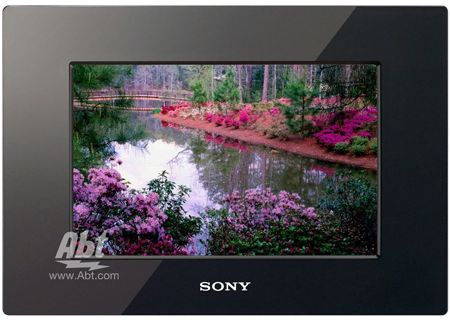Sony - DPF-D710 - Digital Photo Frames