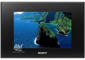 Sony - DPF-D75 - Digital Photo Frames