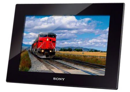 Sony - DPF-HD700/B - Digital Photo Frames