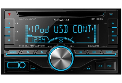 Kenwood - DPX-300U - Car Stereos - Double Din