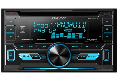 Kenwood - DPX302U - Car Stereos - Double DIN