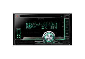 Kenwood - DPX308U - Car Stereos - Double Din