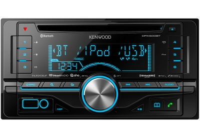 Kenwood - DPX-500BT - Car Stereos - Double Din