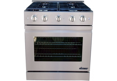 Dacor - DR30GIFS/NG - Slide-In Gas Ranges
