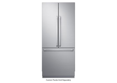 "Dacor 36"" Built-In Panel Ready French Door Refrigerator - DRF367500AP"