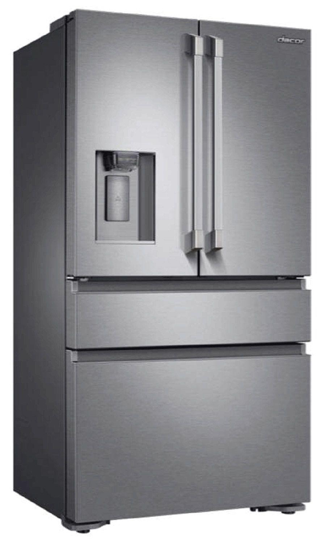 Dacor Heritage French Door Refrigerator DRF36C100SR