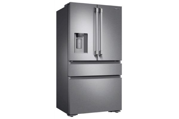 "Dacor Heritage 36"" Stainless Steel Counter Depth French Door Refrigerator - DRF36C100SR"