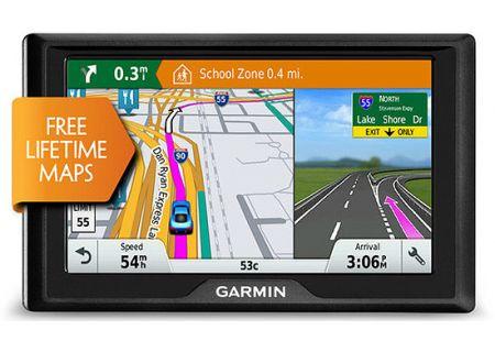 Garmin - 010-01532-07 - Portable GPS Navigation