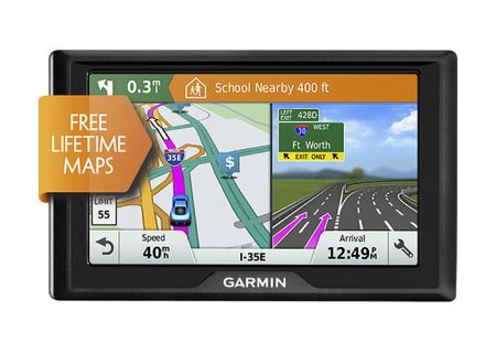 Garmin Drive 51 LM U.S. & Canada GPS Navigation System - 010-01678-06