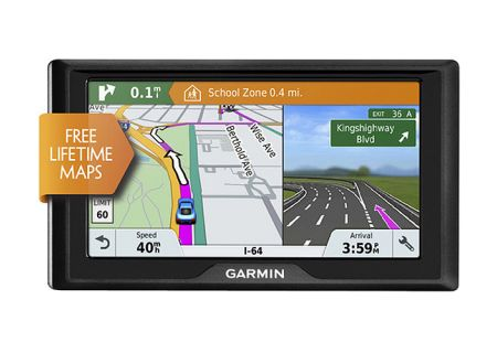 Garmin - 010-01679-06 - Portable GPS Navigation