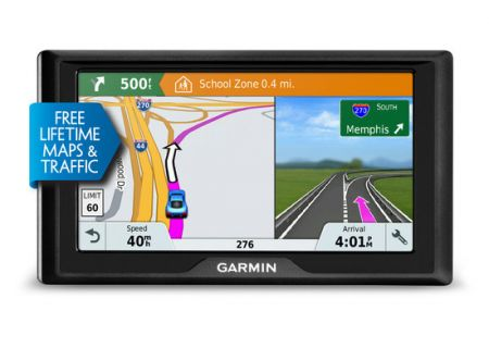 Garmin - 010-01679-0C - Portable GPS Navigation