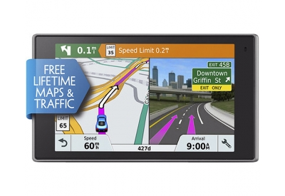 Garmin - 010-01683-02 - Portable GPS Navigation