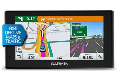 Garmin DriveSmart 60LMT GPS Navigation System - 010-01540-01