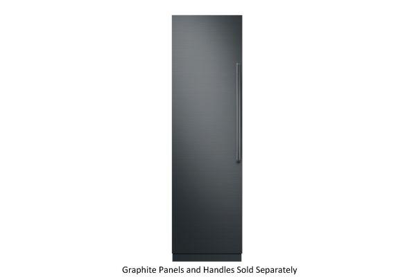 "Large image of Dacor Contemporary 24"" Panel Ready Left-Hinge Built-In Refrigerator Column - DRR24980LAP/DA"