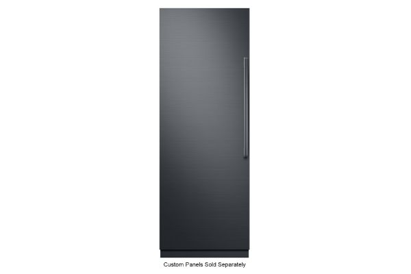 "Large image of Dacor Contemporary 30"" Panel Ready Left-Hinge Built-In Refrigerator Column - DRR30980LAP/DA"