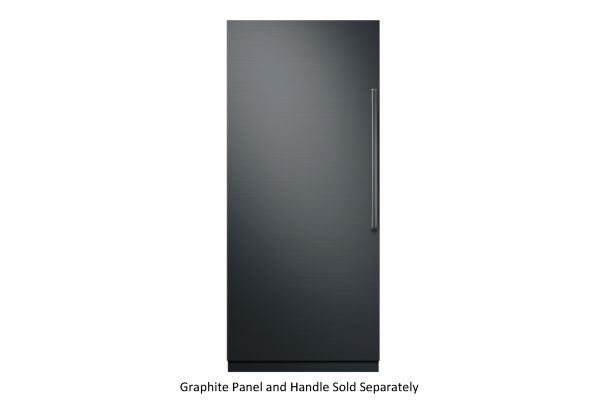 "Dacor Modernist 36"" Built-In Panel Ready Column Refrigerator - DRR36980LAP"