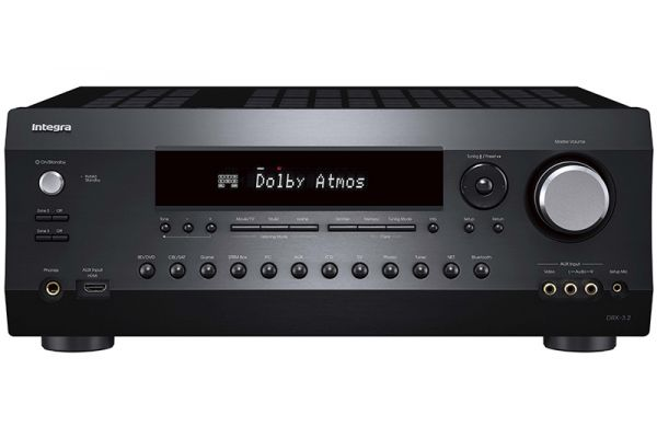 Integra Black 9.2 Channel Network A/V Receiver - DRX-3.2