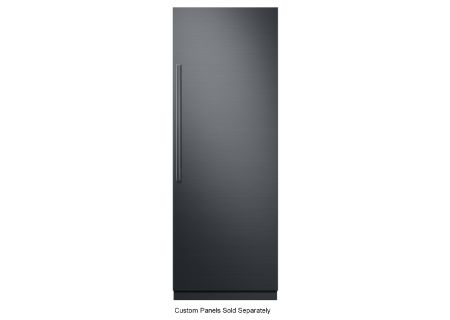 "Dacor Modernist 30"" Built-In Panel Ready Column Freezer  - DRZ30980RAP"