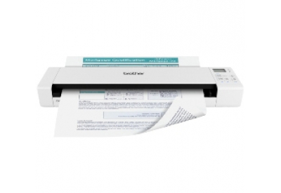 Brother Wireless Duplex Mobile Color Scanner - DS-920DW
