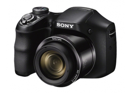 Sony - DSC-H200/B - Digital Cameras