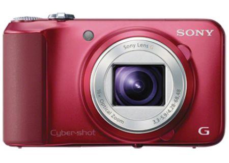 Sony - DSC-H90/R - Digital Cameras