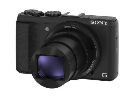 Sony - DSC-HX50V/B - Digital Cameras