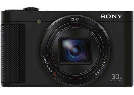 Sony Black Cyber-Shot 18.2 Megapixel Digital Camera - DSC-HX90V/B