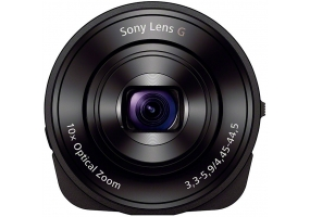 Sony - DSC-QX10/B - Digital Camera & Camcorder Lenses