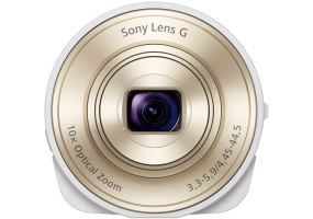 Sony - DSC-QX10/W - Digital Camera & Camcorder Lenses