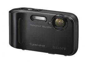 Sony - DSC-TF1/B - Digital Cameras