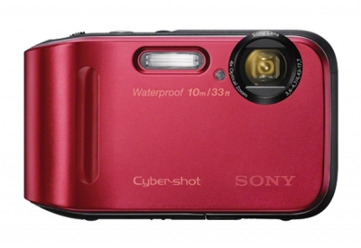 Sony - DSC-TF1/R - Digital Cameras