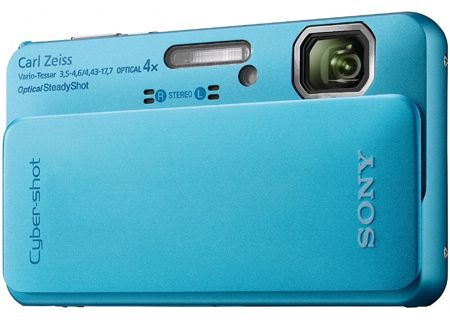 Sony - DSC-TX10/L - Digital Cameras