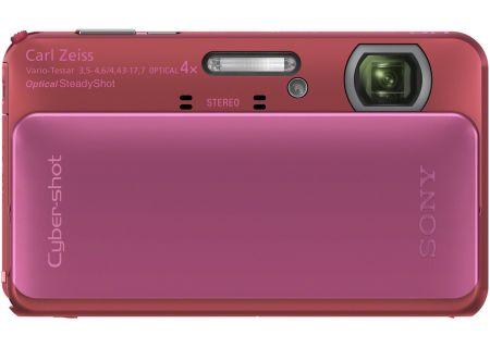 Sony - DSC-TX20/P - Digital Cameras
